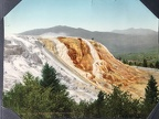 Jupiter Terrace, Yellowstone NP, 1902, Detroit Photographic Co.