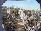 Silver Gate and the Hoodoos Yellowstone National Park, Detroit Photographic Co.